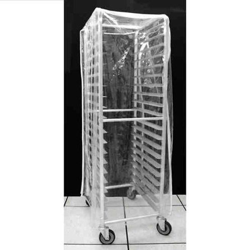 NEW BAKERY RACKS COVER FOR SIZE 20/30 SPACES