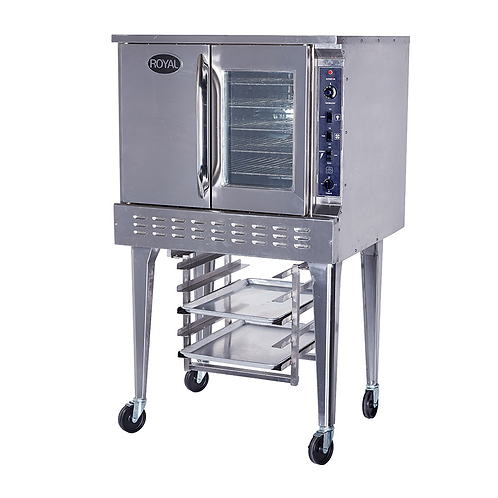 NEW ROYAL CONVECTION OVEN GAS