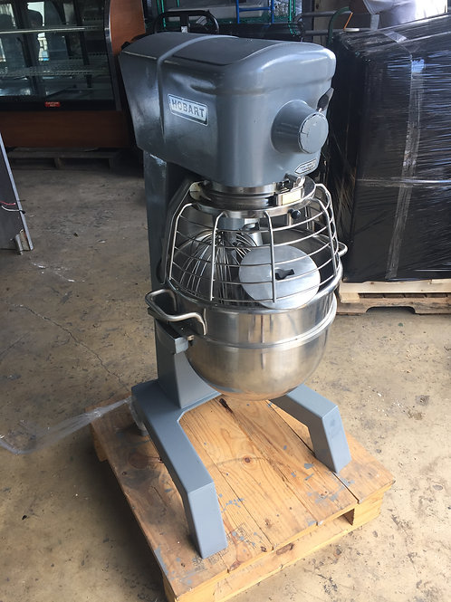USED HOBART MIXER 30 QT, MODEL: D300