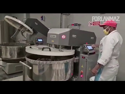 NEW SPIRAL MIXER ANY SIZE