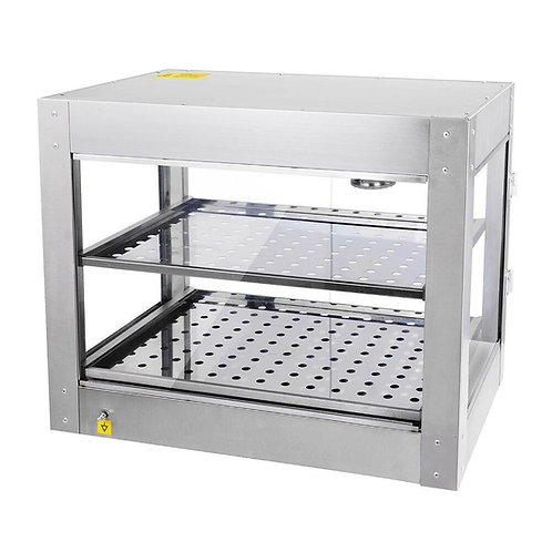NEW FOOD WARMERS CABINET