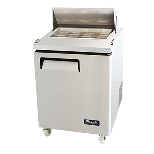NEW MIGALI REFRIGERATED COUNTER SANDWICH/SALAD UNIT