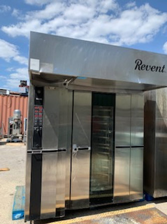 USED REVENT DOBLE RACKGAS OVEN M-724GDGU