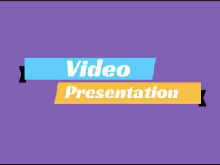 Best Practices for Online Presentations