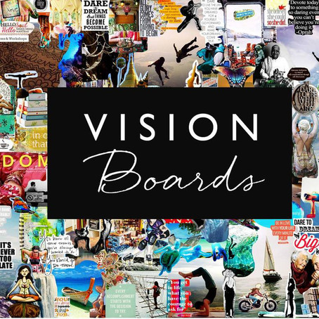 Vision Boarding Your On-Camera Career