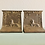 Thumbnail: Art Deco Bradley and Hubbard Egyptian Sphinx Book Ends