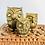 Thumbnail: Vintage Brass Owl Family - Set of 3
