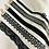 Thumbnail: Black 90s Style Adjustable Choker Necklaces