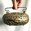 Thumbnail: Petite Vintage Metal Filigree Oval Purse
