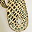 Thumbnail: Turquoise and Leather Arohoe Leather Handmade Western Belt