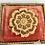 Thumbnail: Vintage Gold Flower Rhinestone Pin and Pendant