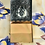 Thumbnail: Vintage Volupte Brass Compact Case