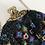 Thumbnail: Vintage Blue Pink Green Art Deco Beaded Handbag