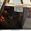 Thumbnail: Vintage MidCentury Tortoise Shell Lucite Box Purse