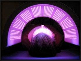 Cure Photothérapie Dynamique