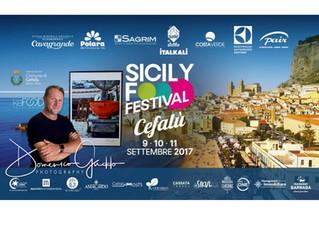 Domenico Guddo espone a Cefalù il 9-10-11 Settembre 2017