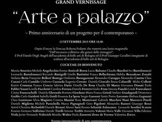 Domenico Guddo espone a Bologna presso la Galleria Farini dal 12 al 27 Settembre 2015