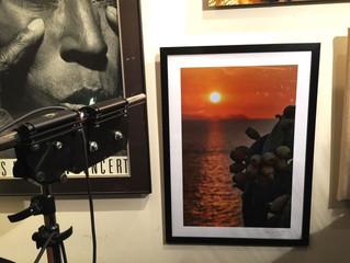 """La mia foto """"SICILY"""" nello studio di registrazione a Los Angeles del miticoLee Curreri"""