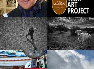 Domenico Guddo il 19-20 e 21 Maggio a Villa Magnisi