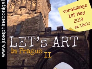 """Let's Art in Prague""."