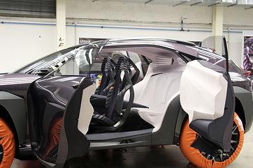 Lexus UX FactoryUnit