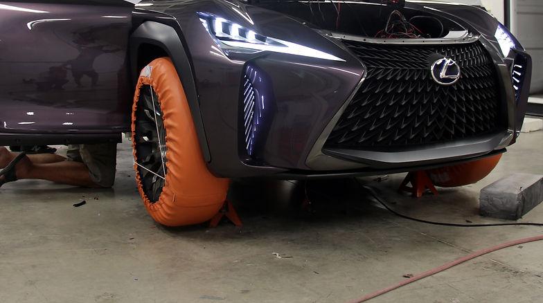 Lexus UX Factory Unit