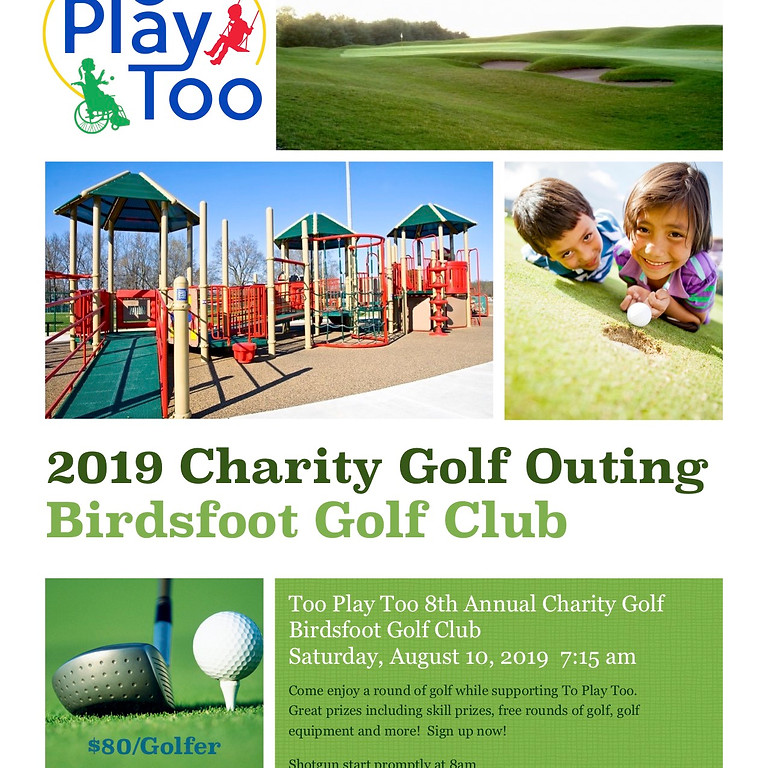 2019 TPT 8th Annual Golf Outing