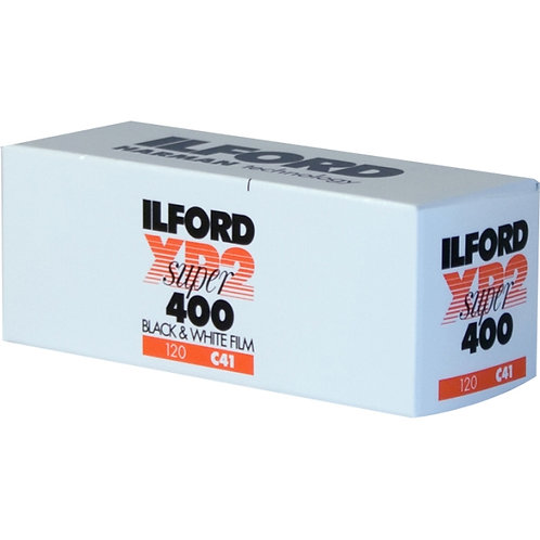 ILFORD XP2 Super Film - ISO 400 120mm