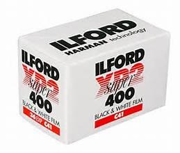 ILFORD XP2 Super Film - ISO 400 36 Exp