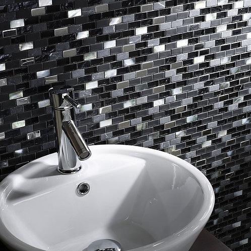 Mini Brick Mosaic