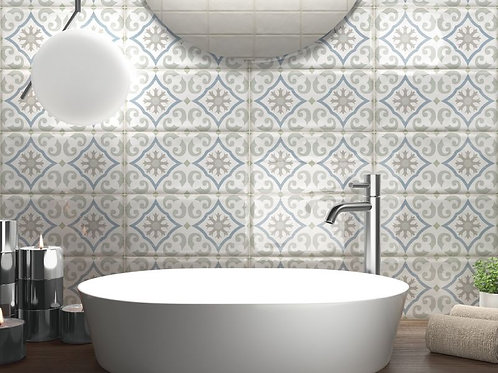 Decorative Glazed Tiles