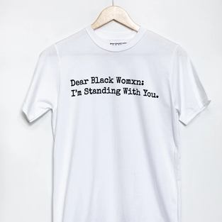 DEAR BLACK WOMXN TEE