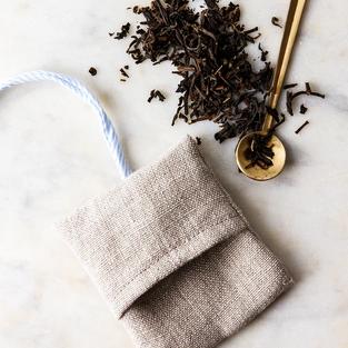 LINEN TEA BAGS