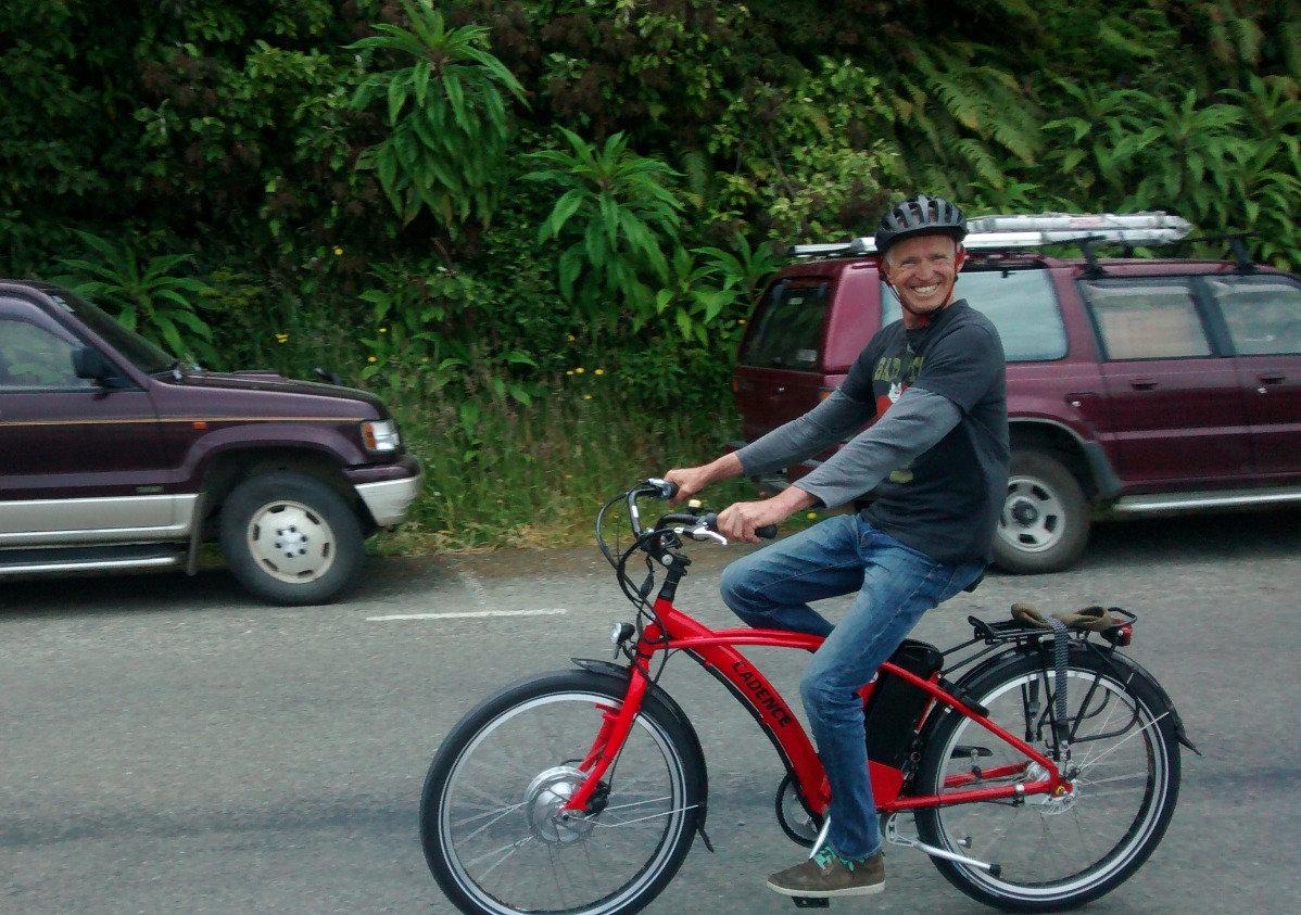 Electric Bike Hire (Morning)