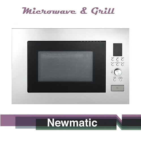 23EPS BUILT-IN MICROWAVE OVEN (STAINLESS STEEL FINISH)