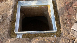 Industrial Manhole Tray Replacement
