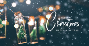 Merry Christmas and A Happy New Year's