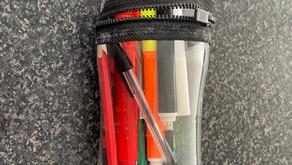 PlasticFreeJuly: Pencil Case