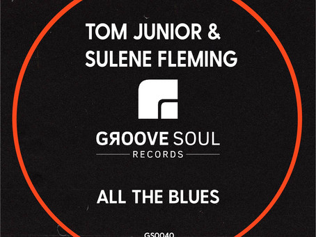 Traxsource preorder 'All The Blues'