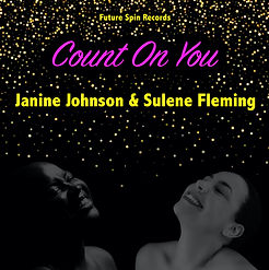 Janine Johnson and Sulene Fleming Count
