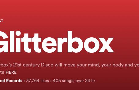 Hey Mister - Glitterbox