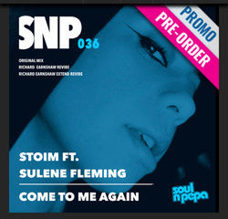 Come To Me Again Stoim ft Sulene Fleming