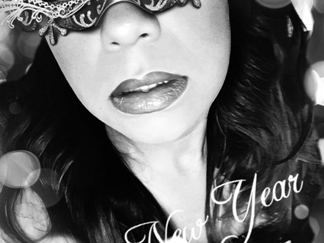 A VERY VERY HAPPY NEW YEAR TO YOU ALL! KEEP PUSHING ON! XXX