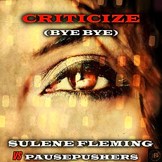 FINAL CRITICIZE BYE BYE ARTWORK PAUSE:SU