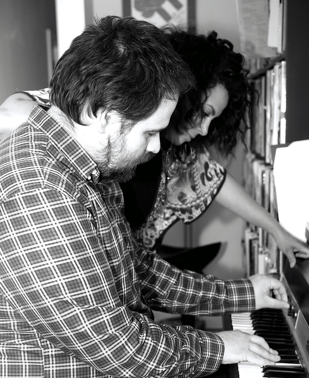 Dimitris & Sulene and their second album