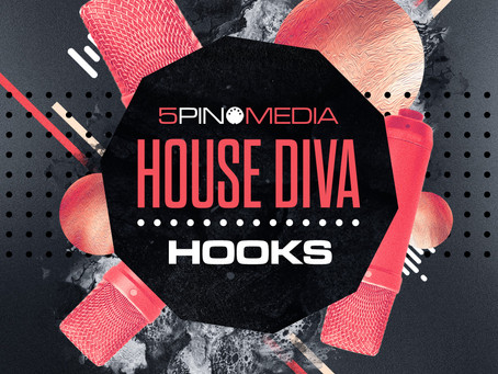 My new diva hooks sample pack with 5pin Media!