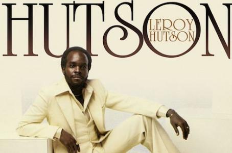 Leroy Hutson Xmas shows