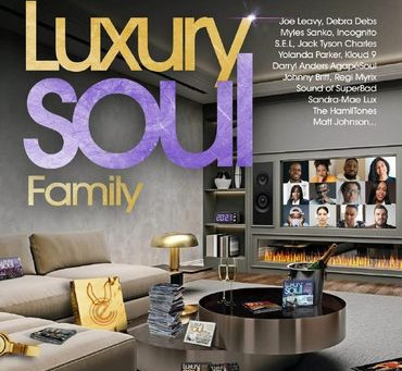 Luxury Soul 2021 feature with Nick Gilmore AKA N.G.Band