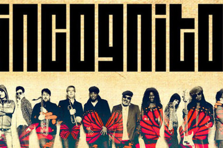 Incognito shows