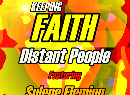 Keeping Faith - Preorder
